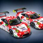 Frikadelli Racing Porsche 911 GT3 R NLS 2021