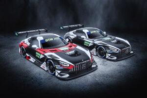 HRT Haupt Racing Team Mercedes-AMG GT3 DTM 2021