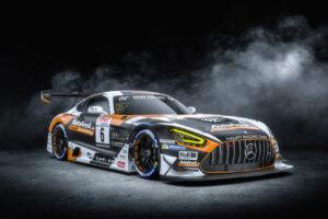 AutoArena Mercedes-AMG GT3 HRT Haupt Racing Team 2021