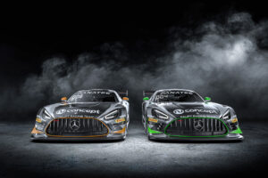 HRT Haupt Racing Team Mercedes-AMG GT3 GT World Challenge Europe 2021