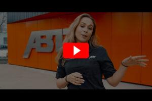 Sophia Flörsch bei ABT Motorsport
