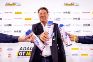 ADAC GT Masters, Testfahrten Oschersleben 2021 CMO der BWT Gruppe Lutz Hübner.