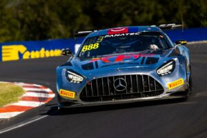 Triple Eight Mercedes AMG GT3 GTWC Australia 2021 Bathurst