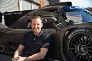 Black Falcon LMP3 Ligier JS P320 Michelin Le Mans Cup 2021 Lance David Arnold