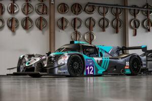 Ligier JS P320 Black Falcon ELMS 2021 LMP3