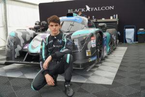 Black Falcon Ligier JS P320 Michelin Le Mans Cup 2021 Barcelona LMP3 Donar Munding