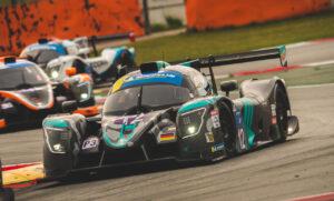 Black Falcon Ligier JS P320 Michelin Le Mans Cup 2021 Barcelona LMP3