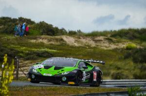 GRT Grasser Racing Team Lamborghini Huracan GT3 Evo GTWC Europe