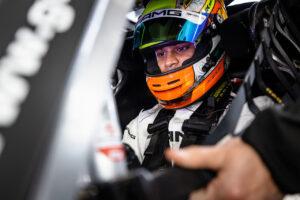 DTM, 1. Test Hockenheimring 2021 - Foto: Gruppe C Photography; #2 Mercedes-AMG GT3, GetSpeed Performance: Arjun Maini
