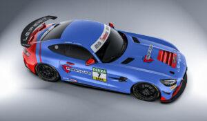Leipert Motorsport Mercedes AMG GT4 ADAC GT4 Germany 2021