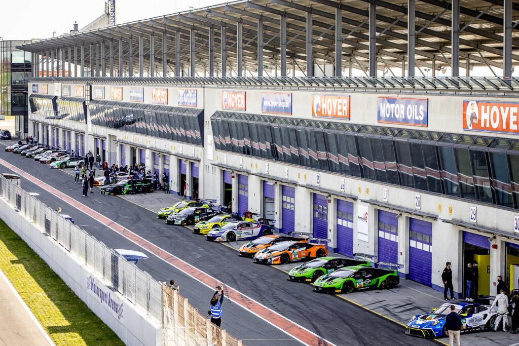 ADAC GT Masters, Testfahrten Oschersleben 2021