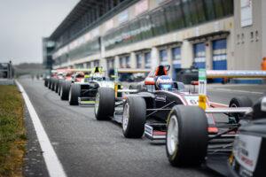 ADAC Formel 4, Testfahrten Oschersleben 2021