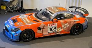 Schnitzelalm Racing Mercedes-AMG GT4 NLS2021 N24h