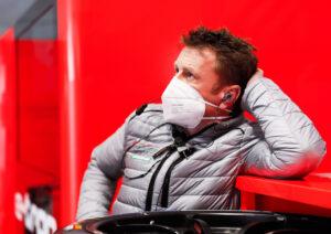Formula E, Rome E-Prix 2021 Allan McNish