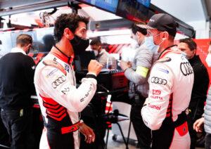Formula E, Rome E-Prix 2021 Lucas di Grassi, René Rast