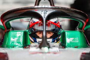 Formula E, Valencia E-Prix 2021 René Rast
