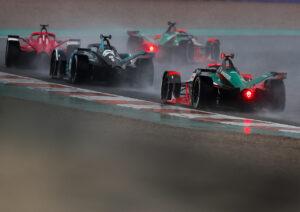 Formula E, Valencia E-Prix 2021 Audi e-tron FE07 #33 (Audi Sport ABT Schaeffler), René Rast Audi e-tron FE07 #11 (Audi Sport ABT Schaeffler), Lucas di Grassi