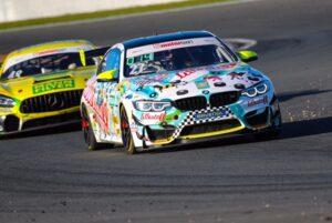 Team Lillestoff BMW M4 GT4 ADAC GT4 Germany Hockenheimring 2020