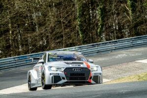 Sharky Racing Audi RS3 LMS TCR NLS2 2021
