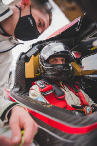 Wochenspiegel Team Monschau LMP3 ELMS 2021 Torsten Kratz