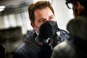 DTM, 1. Test Hockenheimring 2021 Niclas Königbauer Walkenhorst Motorsport