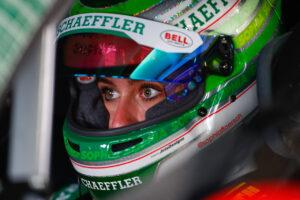 Hockenheim, Germany: DTM Test Hockenheimring, Sophia Flörsch