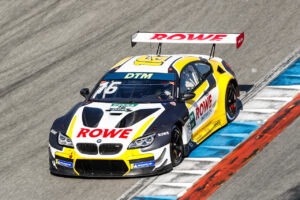 DTM Test Hockenheimring ROWE Racing BMW M6 GT3