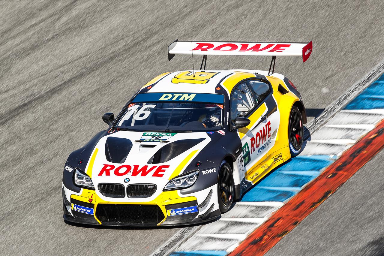 ROWE RACING eröffnet bei Test in Hockenheim mit Timo Glock ...