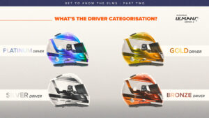 Fahrerkategorien