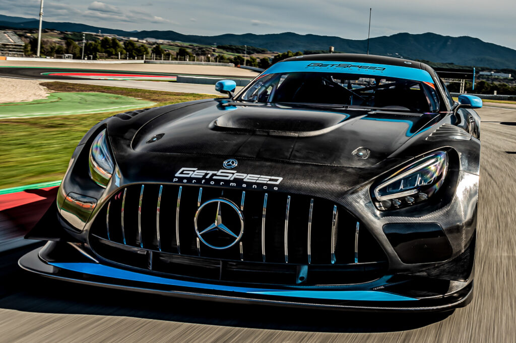GetSpeed Mercedes-AMG GT3 GTWC Europe 2021