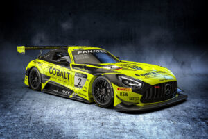 GetSpeed Mercedes-AMG GT3 GTWC Europe 2021