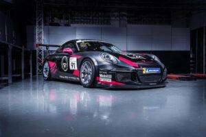 Speed Monkeys Porsche 911 GT3 Cup 2021