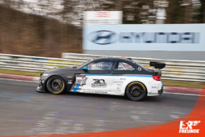 Schubert Motorsport BMW M2 CS Racing NLS1 2021