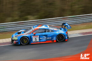 Phoenix Racing Audi R8 LMS GT3 NLS1 2021