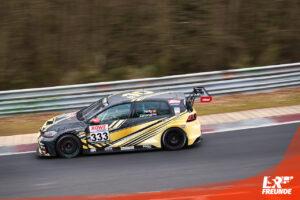 Max Kruse Racing NLS1 VW Golf GTI TCR