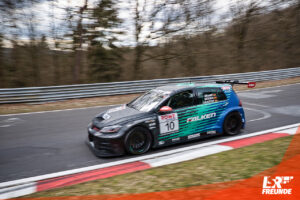 Max Kruse Racing NLS1 VW Golf GTI TCR