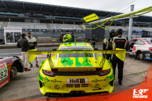 Manthey Racing Porsche 911 GT3 R NLS2 2021