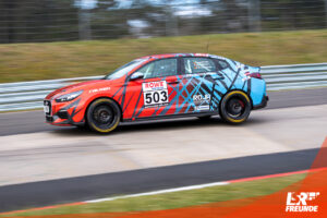Roja Motorsport Hyundai i30 NLS2 2021