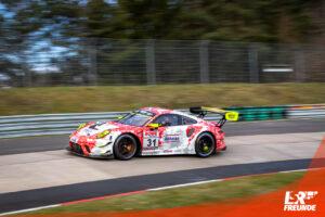 Frikadelli Racing Porsche 911 GT3 R NLS2 2021