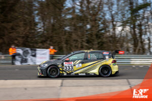 Max Kruse Racing VW Golf GTI TCR NLS2 2021