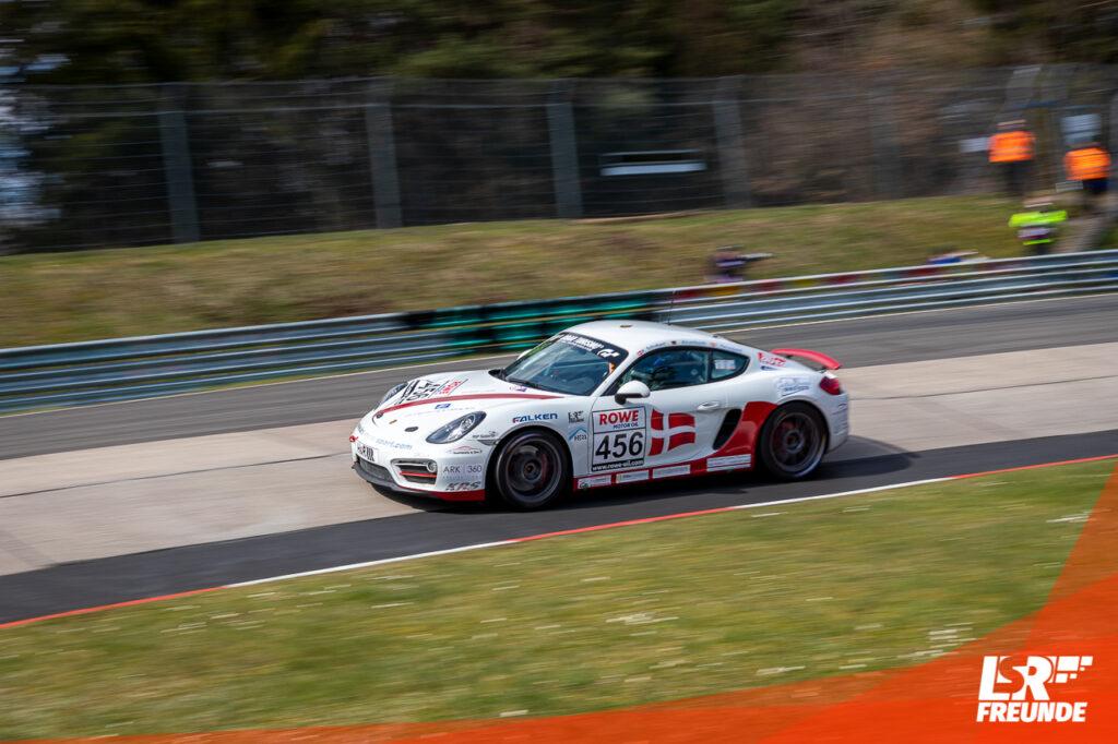 KRS Motorsport Porsche Cayman NLS2 2021