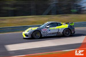 W&S Motorsport Porsche Cayman 718 GT4 NLS2 2021