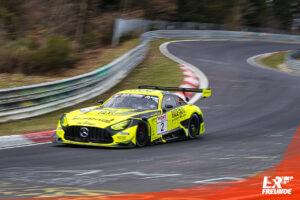 GetSpeed Performance Mercedes-AMG GT3 NLS1 2021
