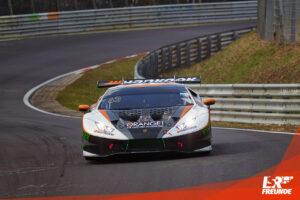 FFF Racing Team by ACM Lamborghini Huracan GT3 Evo NLS1 2021