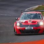 Black Falcon Porsche 911 GT3 Cup MR NLS1 2021