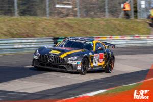 Black Falcon Mercedes AMG GT4 NLS2 2021