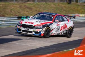 AVIA Sorg Rennsport BMW M4 GT4 NLS2 2021