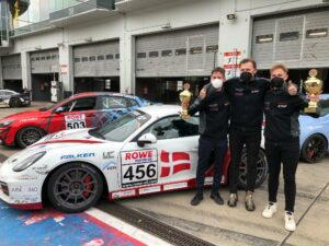 KRS Motorsport NLS2 2021