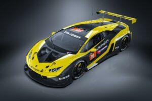 Leipert Motorsport Lamborghini Huracan GT3 Evo 24h-Series 2021