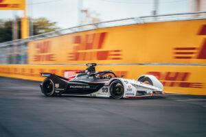 Porsche 99X Electric (#99), Pascal Wehrlein Formel E 2021